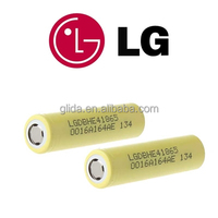 2015 Hot sales Genuine LG DB 18650 HE4 Li-Ion IMR8650 2500mAh batteries