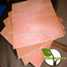 T & G 4 red hardwood core marine flooring plywood