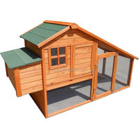 large wooden chicken coop/cheap chicken coops