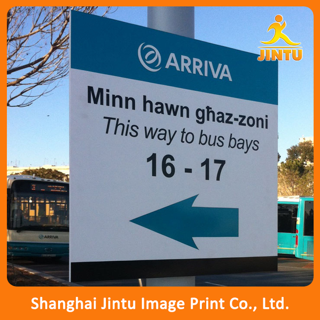 2016 Cheap price outdoor advertising pvc foam sign boards free standing