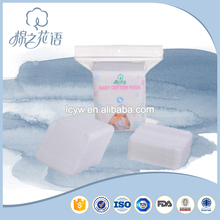 nail polish removal Small MOQ cotton wool pads