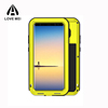 2017 Korean Hot Selling Mobile Phone Accessory Love Mei Mobile Phone Case for Samsung Galaxy Note 8 Cell Phone Cover