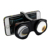 Mini Plastic Foldable VR Glasses with HD VR Lens,3D Virtual Reality Headset Compatible with Android & iOS Smartphones