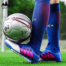 New Style Wholesale Custom Soccer Shoes Professional Football Boots