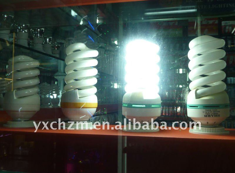 Good Quality Full Spiral Compact Fluorescent Energy saving lamp