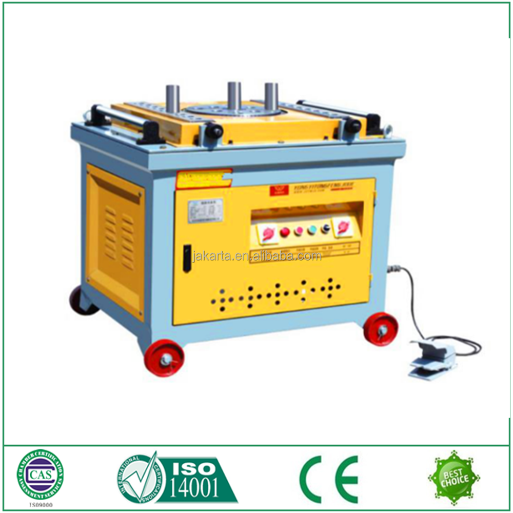 40mm automatic rebar cutting and bending machine