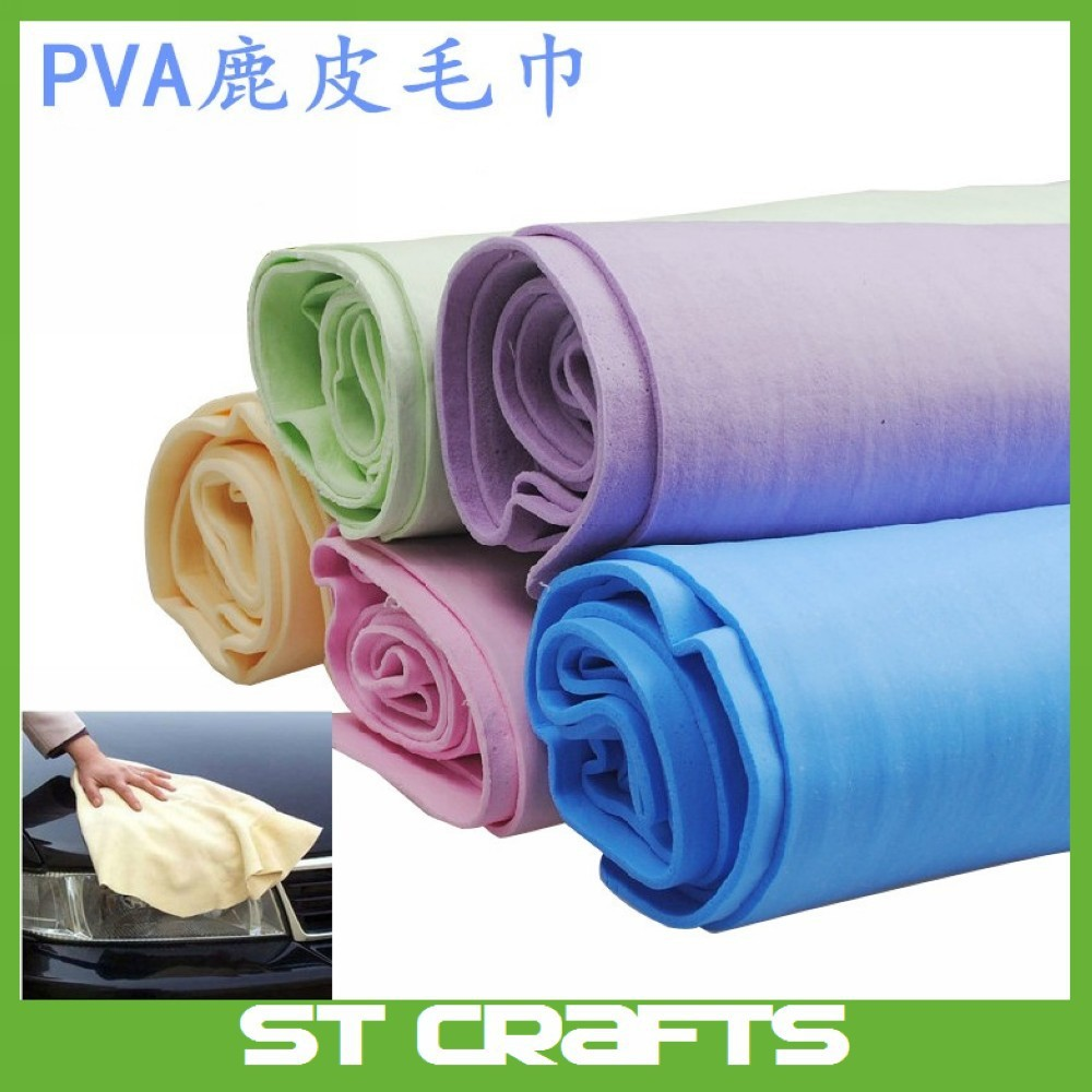 ST wholesale hair drying PVA cooling chamois sport towel
