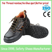 Factory wholesale Low cut black safety shoes industrial safety equipment