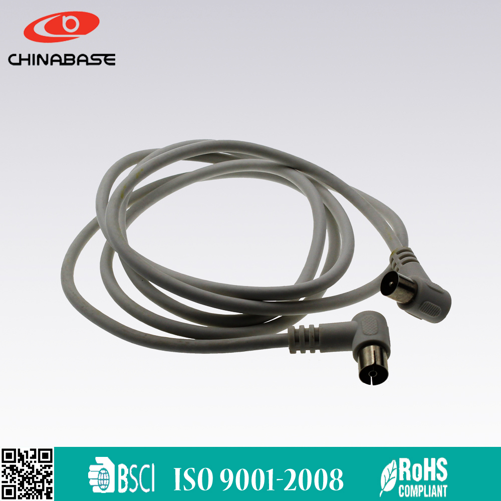 12 core aerial cai kabel coaxial cable