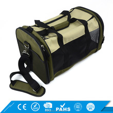 Custom Pet Travel Carry Bags For Car Dog Carrier