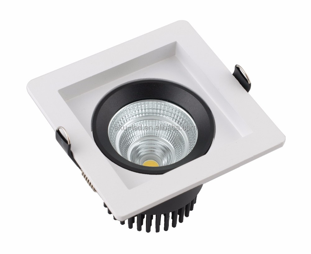 Cheap Price Modern Ideas Ceiling Light Square 9W Big LED Spotlight Housing