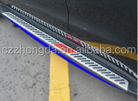 2015 HAVEL H6/H2 side step foot pedel,running board side bar of H6/H2, 4x4 auto accessories