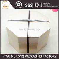 New Design Octagonal Packaging Food Paper