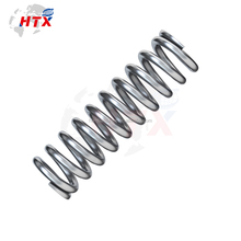 Petty size SS304 stainless steel flexible spring with high tolerance for moto parts