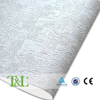 pvc deep embossed wallpaper wholesale wallpaper rolls