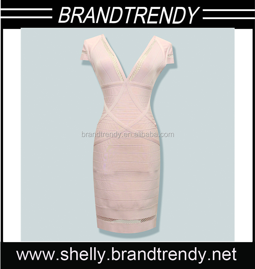 Sexy V neck summer best selling womens dresses