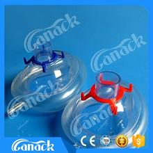 medical grade liquid silicone disposable medical anesthesia mask high quality surgical face mask