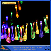 High Quality String Line Decoration Garden Christmas Wedding Fairy Party Outdoor Solar String Light