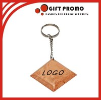 Cheap Promotional Wooden Keyring
