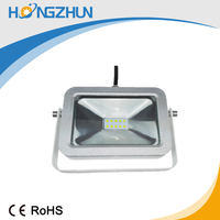 outdoor rechargeable led flood light AC85-265v china manufaturer