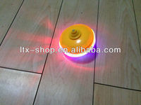 Reasonable price beyblade spin top toy LED light & Music