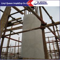 modular formwork system cardboard tubes for concrete column clamps formwork