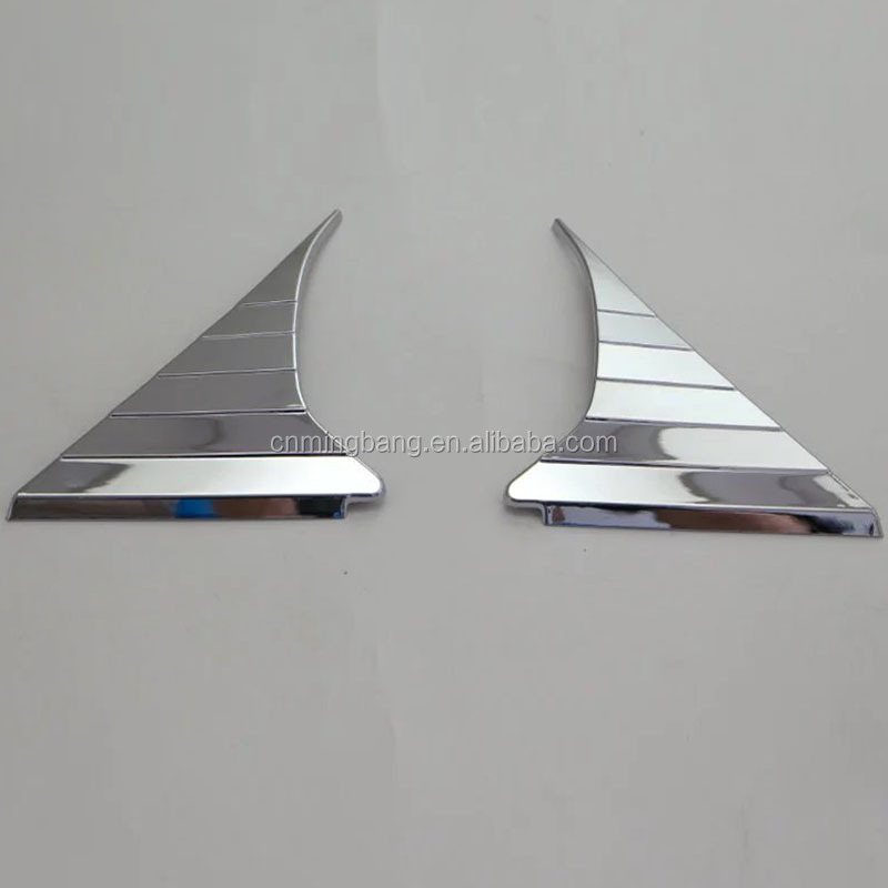 Rear Window Sequins Side Cover Trim Exterior Tail Window Sequin For Mazda For CX-4 2016 wholesale