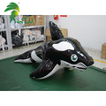 Attractive Air Change PVC Inflatable Dolphin Animal Costume Suit Model