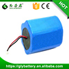 Rechargeable 2000mAh 24V Lithium Li-ion Battery Pack For Power Tool