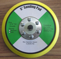 5inch/6inch vinyl polishing pad for pneumatic tools