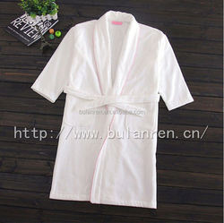 new arrival hot selling 100% cotton bathrobe fabric