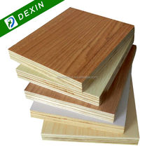 High Quality 4x8 Furniture and Cabinet Grade Melamine Plywood