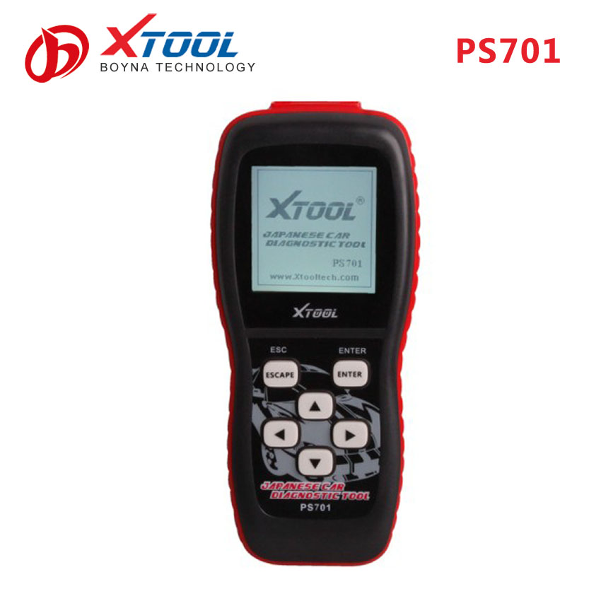 Obd2 japanese car analyzer scanner XTOOL PS701 code reading tool bag