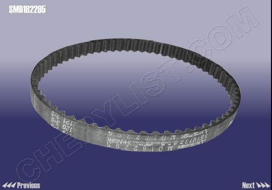 Chery Tiggo Auto Spare Parts SMD182295 SPROCKET B TIMING BELT