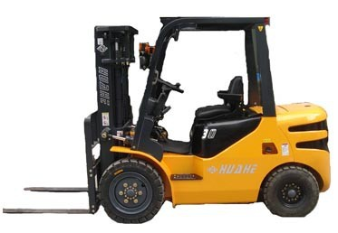 braking control system for 3 ton forklift with isuzu c240 engine