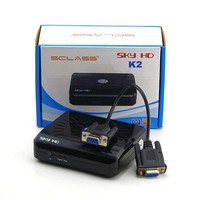 small size cheap freight Dongle sky hd k2 dongle with free iks support Nagra3 tv decoder satellite
