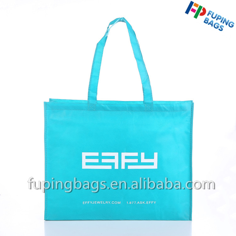 Super quality nice and cheap printing shopping non woven bag/non woven tote bag with zipper
