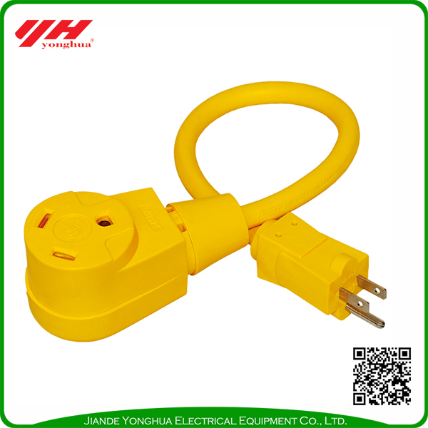 Factory supply rv travel extension cord
