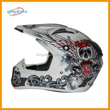 Cheap ABS material chinese motorcycle helmets
