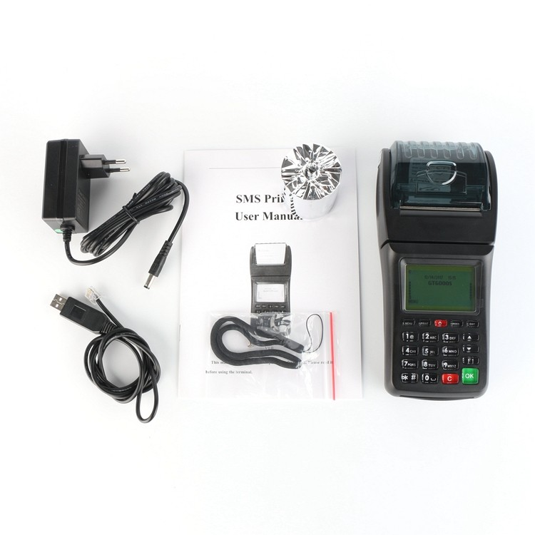 Handheld Retail pos system restaurant pos machine with software