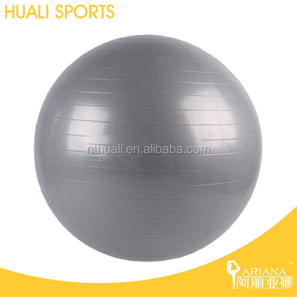 Soft gym bouncing ball, 65 cm Exercise Fitness Aerobic Ball