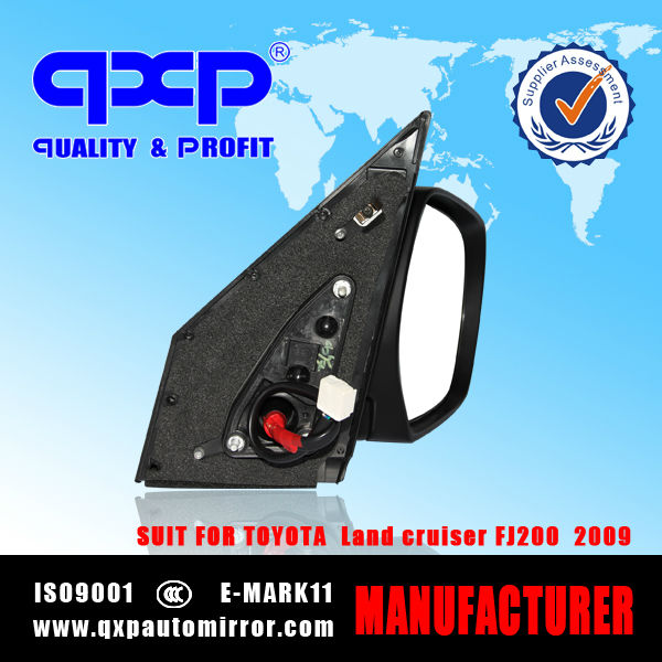 For LAND CRUISER FJ200 door rear view fender mirror