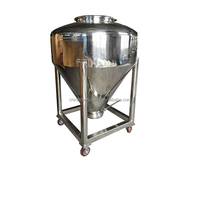 Customize stainless steel fermenter for home brewing