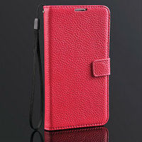 Leather Flip Case Wallet For Samsung Galaxy Note 3 N900