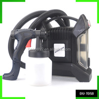 HIKOSKY Cool function HVLP DU-T058 portable stable electric spray gun