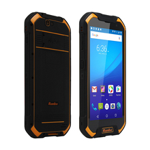 F2 4G Inch Big Touch Screen 6.5 inch Runbo 6500mAh IP67 Rugged NFC Corning Glass Mobile Phone