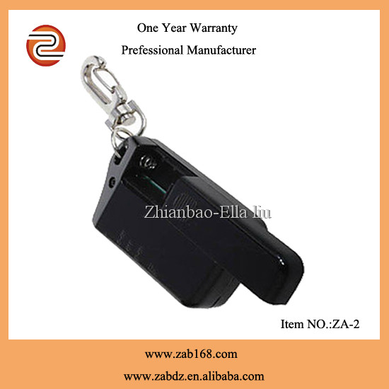 ZA-2, Good quality,low price,mini wireless safeguard wallet/luggage/phone/key anti-lost finder alarm,Black