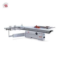 Sliding Table Panel Saw MJ45 Plywood Saw Cutting Machine