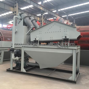 High efficiency Fine sand recycling machine in sand production line