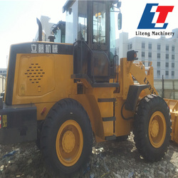 Small tractor front end wheel loader payloader for sale